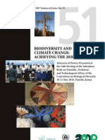 Biodiversity and Climate Change - Acheiving Targets 2020