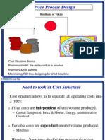 Benihana Cost F08 25-Jun-2008
