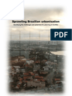 Sprawling Brazilian Urbanisation