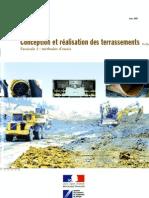 Sétra - Conception Et ion Des Terrassements Fasc (1)