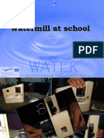 Watermill at School
