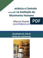 Bio Mecanic a Control e Motor