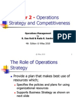 Operations Strategy and Competitiveness-Ch02