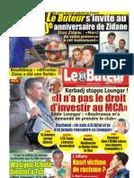LE BUTEUR PDF du 25/06/2012