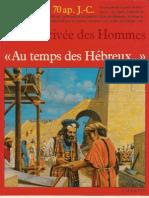 Au Temps Des Hebreux