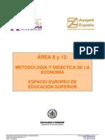 a8 y 12_metodologia y Didactica de La Economia_eees