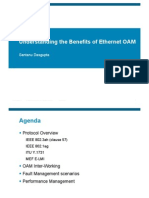 Ethernet OAM Tutorial Santanu Dasgupta