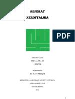 REFERAT xeroftalmia