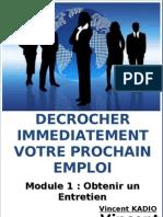 DIVPM-Module1-DecrocherUnEntretien