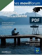 Revista soluciones movilforum 2010