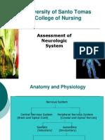 Assessment of Neurologic System