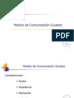 Medios de Comunicacion Guiados
