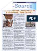 Caribbean Water & Sewerage Association Newsletter - Jan-Mar 2012