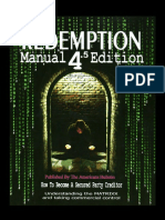 40810220 Redemption Manual 4 5 Edition