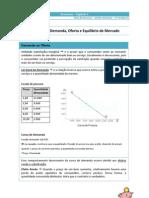 Economia - Capítulo 05 (Demanda, Oferta, Equilíbrio de Mercado e Elasticidade)