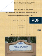 Presentación TFM Rodolfo Allodi