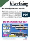 Newsletter-Brand Building 2012