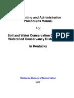 2007 Procedure Manual