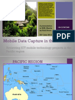 ICT application for improving service delivery with a case in health sector in Papua New Guinea and the Pacific