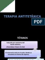 TERAPIA ANTITETÁNICA-OFTALMO