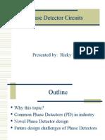Lau Phasedetectors