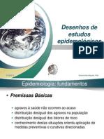 Simone Desenhos de Estudo Epidemiologico