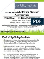 Citizens and LGUs for Organic Agriculture