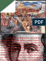 Conquista de México_Historia
