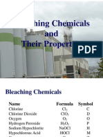 Bleaching Chem and Property