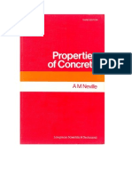 Properties of Concrete AM NEVILLE