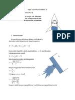 Kajian Teori Fisika Untuk Roket Air1