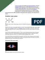 Asam Amino Adalah Sembarang Senyawa Organik Yang Memiliki Gugus Fungsional Karboksil