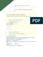 Literature survey of digital watermarking