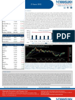 weekly market outlook 23.06.12