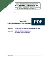 19449_Raport Privind Impactul CT Zaharul