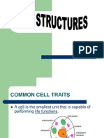 Cell Structures Lesson1