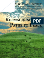 Re-imagining New Paths to Peace