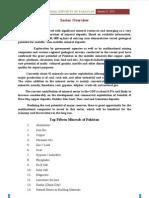 Economic Mineral Deposits of Pakistan