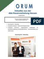 Forum dbb frauen hessen 05/2012