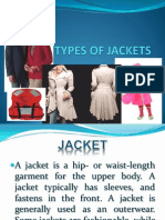 13.Types of Jacket