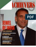NRI Achievers Magazine