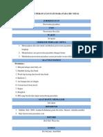 Job Sheet Perawatan Patudara Pada Ibu Nifas