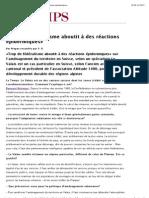 LeTemps.ch   «Trop de fédéralisme aboutit à des réactions épidermiques»