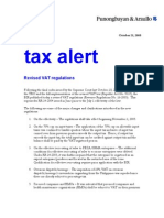 Amendments Introduced RR 16-2005 (Tax)