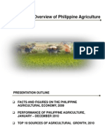 Overview of Phil Agri