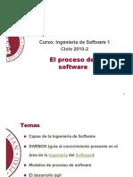 El Proceso Del Software 2010-2