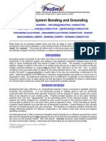 Electrical - Bonding and Grounding
