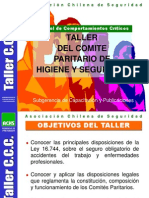 Taller CPHS Ley 16