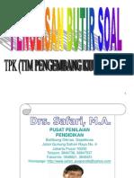 Penulisan Butir Soal 111026153316 Phpapp02