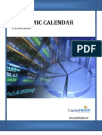U.S.Economic Calendar 25-06-2012